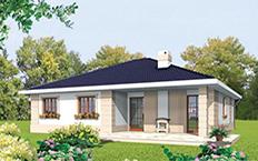 151m2 prefabrik villa
